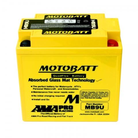 AKUMULATOR MB9U 136x76x133 MotoBatt