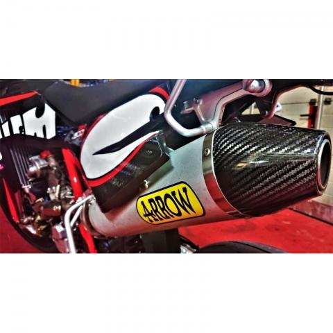 ARROW RACING EXHAUST SYSTEM