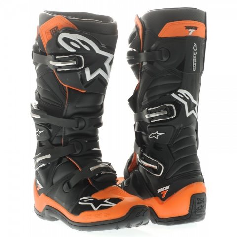 BUTY ALPINESTARS TECH 7 OFF ROAD ENDURO ROZ. 51