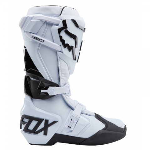 BUTY FOX 180 WHITE 10 CROSS ENDURO MX ROZMIAR - 8 / 41