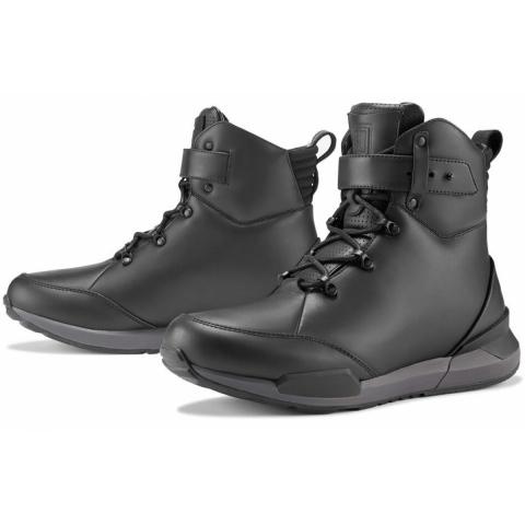Buty motocyklowe Icon Varial Boot Black-Czarne r. 44.5