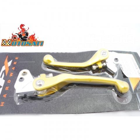 DŹWIGNIE ŁAMANE do Suzuki  RM 85 05-14  RM 125/250 05-10  RMZ 250/450 05-06