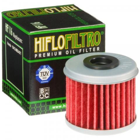 FILTR OLEJU HIFLO HF116