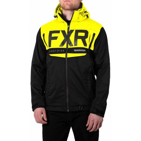 FXR KURTKA M HELIUM RIDE SOFTSHELL rozmiar XL