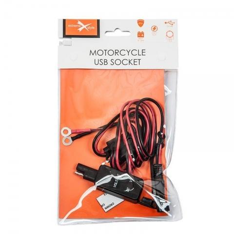 GNIAZDO USB EXTREME MOTOCYKLOWE MUS07