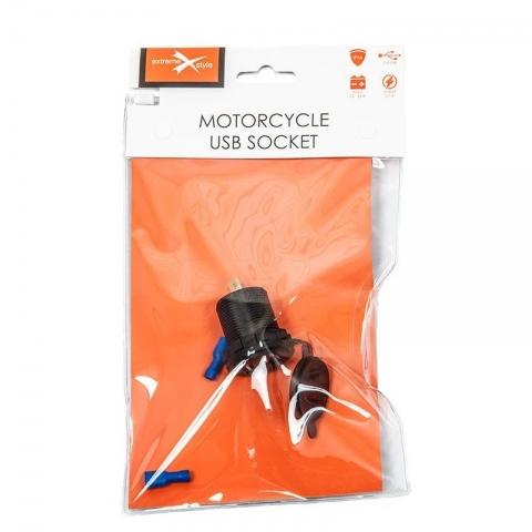 GNIAZDO USB EXTREME MOTOCYKLOWE MUS10