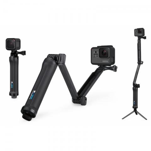 GoPro 3-Way - Monopod GoPro uchwyt statyw wysięgnik
