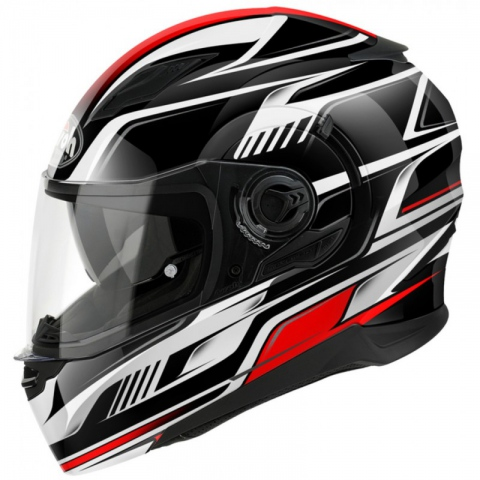 KASK AIROH MOVEMENT FIRST WHITE GLOSS  ROZMIAR S