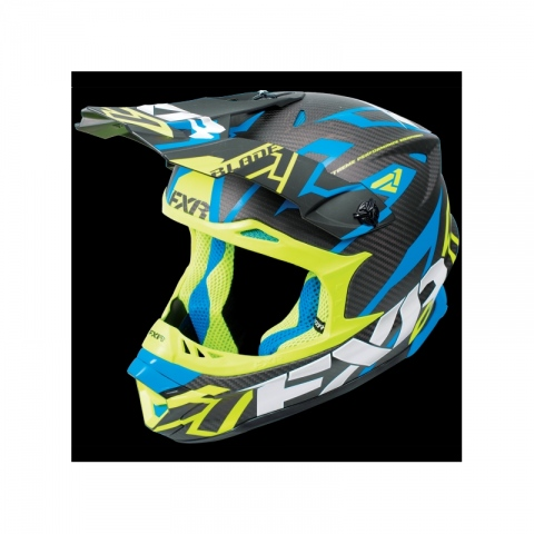 KASK BLADE 2.0 MX CARBON VERTICAL CROSS ENDURO   CARBON   ROZMIAR L
