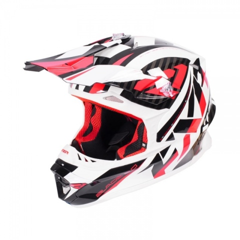 KASK FXR  BLADE THROTTLE CROSS ENDURO  ROZMIAR M