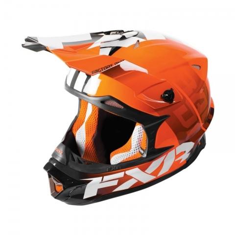 KASK FXR MX RACE BLADE 2.0  ROZMIAR L