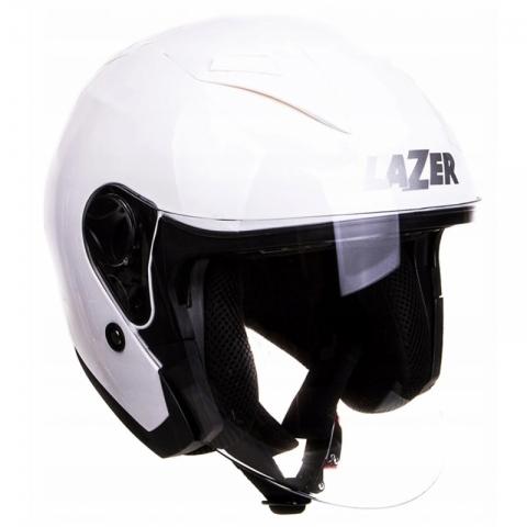 Kask Motocyklowy LAZER ORLANDO EVO Z-Line Biały rozm. M