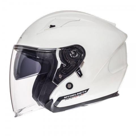 KASK MOTOCYKLOWY Mt Helmets Avenue SV Solid  ROZMIAR - XL
