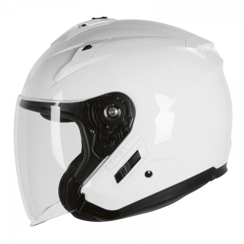 KASK OZONE OPEN FACE CT-01 WHITE L