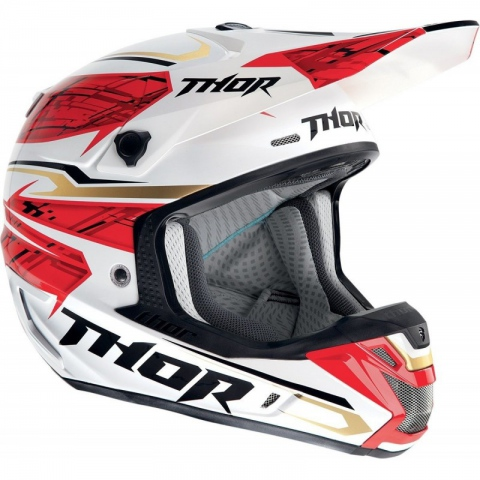 Kask THOR S14 VERGE BOXED  Rozmiar L