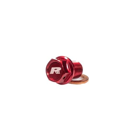 MAGNETYCZNY KOREK SPUSTOWY OLEJU RFX Honda CRF250 10-19 CRF450 09-15 Suzuki RMZ450 08-19