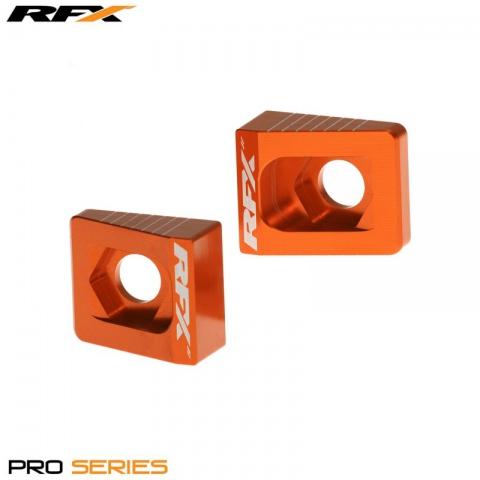 Napinacz tylnej ośki łańcucha KTM 65 02-15 RFX