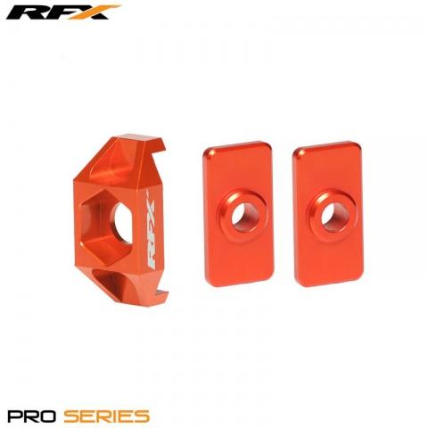 Napinacz tylnej ośki łańcucha KTM SX 50 09-15 RFX