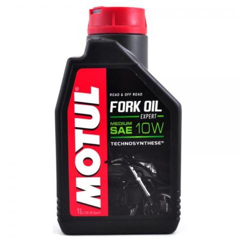 Olej do amortyzatorów lag zawieszeń MOTUL FORK OIL 10W 1L
