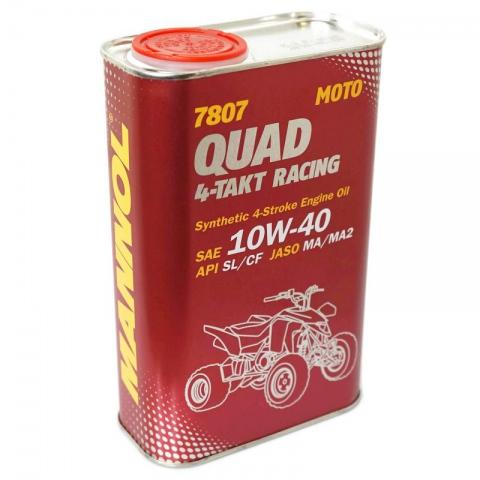 OLEJ MANNOL 7807 Quad 4 takt racing 10W40