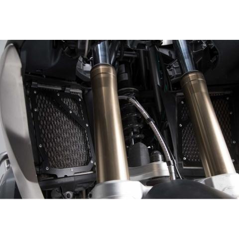 OSŁONA CHŁODNICY OLEJU SW-MOTECH BMW R1200GS LC/RALL (16-), R1250GS (18-)