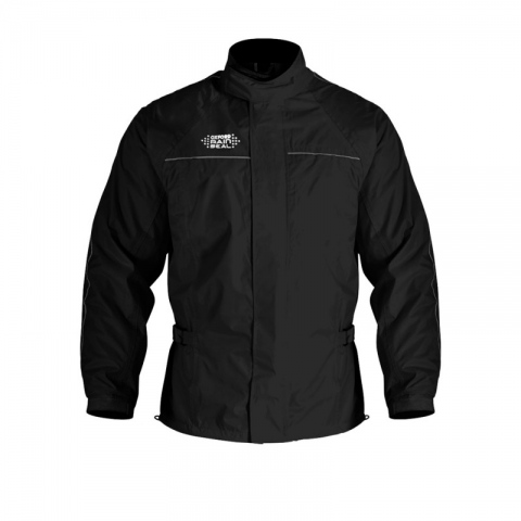 OXFORD kurtka przeciwdeszczowa RAIN SEAL czarna XXL