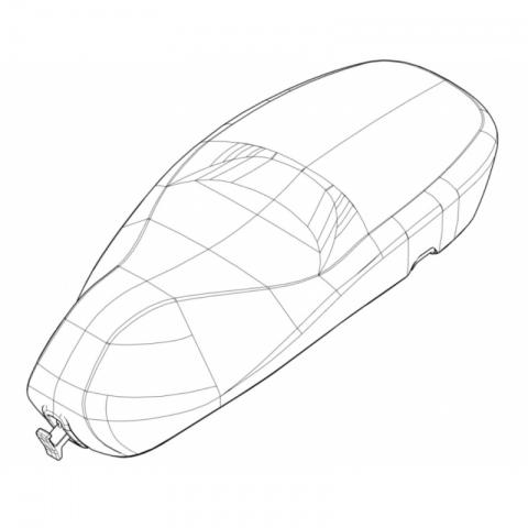 Saddle assembly beige-67363300C2