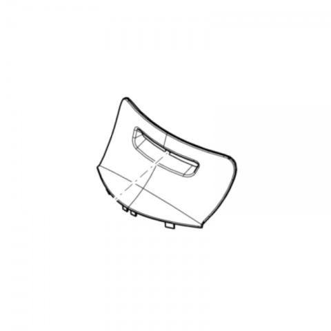 Spark plug insp. door Verde lattementa-67361900VK