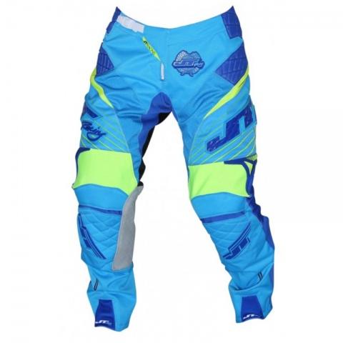Spodnie JT RACING PROTEK SUBFRAME PANT  CYAN/BLUE/YELLOW  ROZMIAR 32