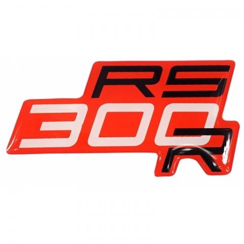 EMBLEMAT STICKER RS 300 R