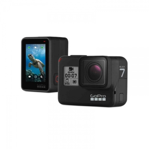 SUPER Kamera GOPRO HERO7 Black CHDHX-701-RW  HERO7 Black