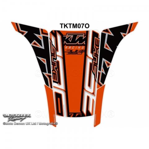 TANKPAD KTM 390 Duke 2017 2018 Moletix 3D Gel TKTM07O