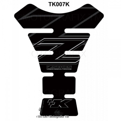 TANKPAD MOTOGRAFIX Kawasaki Z750 / Z1000