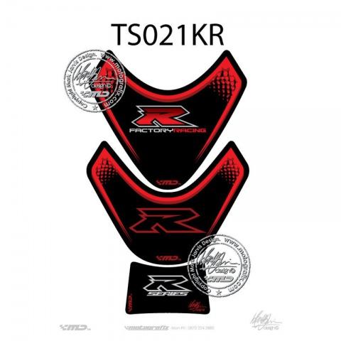 TANKPAD Motografix Suzuki GSXR 600 750 1000 2009 - 2015
