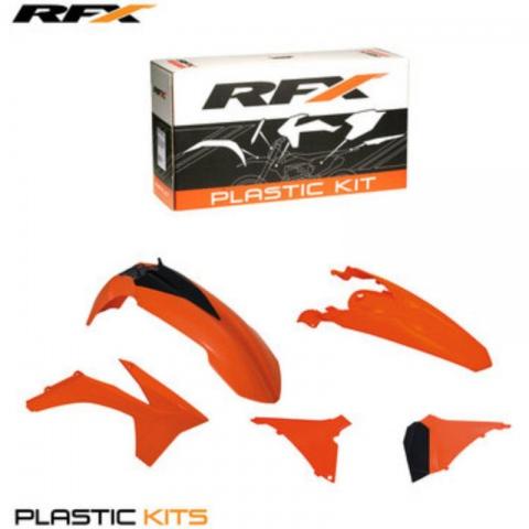 Zestaw plasatików RFX do KTM (OEM) EXCF 125-500 12-13