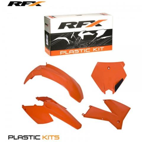 Zestaw plastików RFX do KTM (Orange) SXF 125-525 05-06 EXCF 125-525 05-07