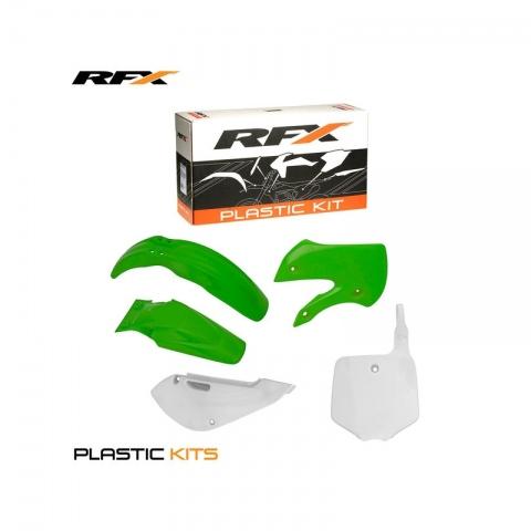 Zestaw plastików RFX Kawasaki (OEM) KX65 01-19 (zestaw 5 szt.)